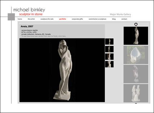Michael Binkley New Website Picture
