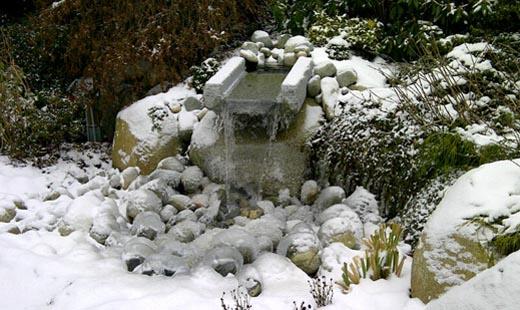 Binkley Water Fountain