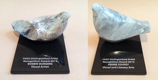 michael binkley FANS award 2013