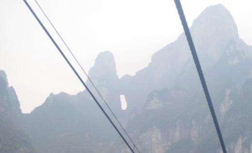 Michael Binkley, tianmen, mountains, zhangjiajie, China