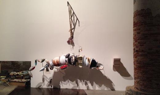 venice biennale 2015 michael binkley sculptor sculpture vancouver canada