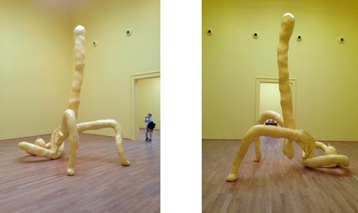 sarah lucas venice biennale 2015 michael binkley sculptor sculpture