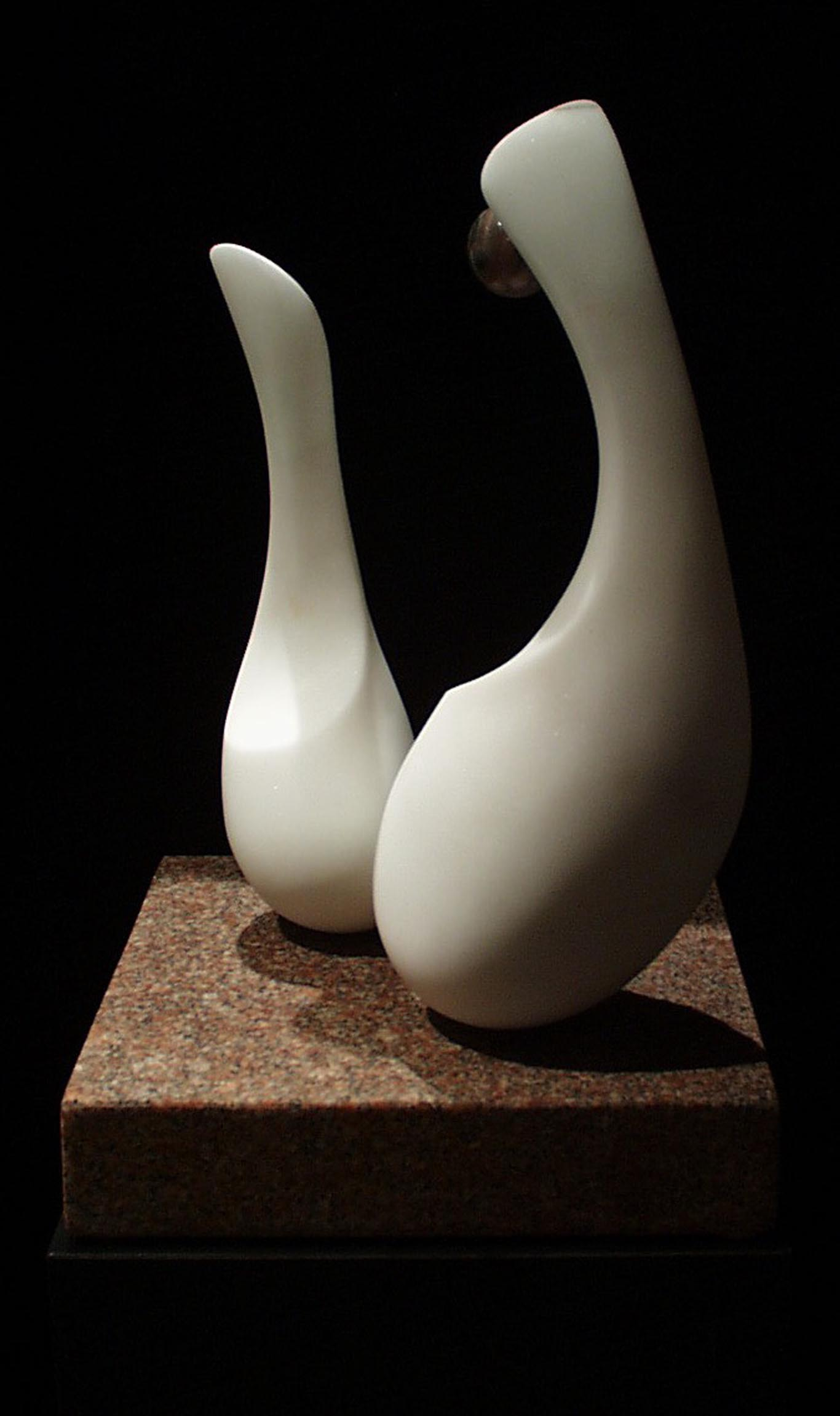 michael binkley sculptor stone sculpture artist abstract marble statue vancouver canada