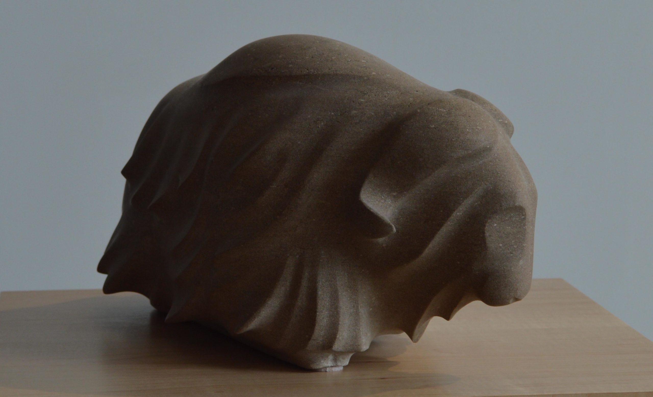 michael binkley sculptor stone sculpture arctic muskox carving fine art carrara marble vancouver canada