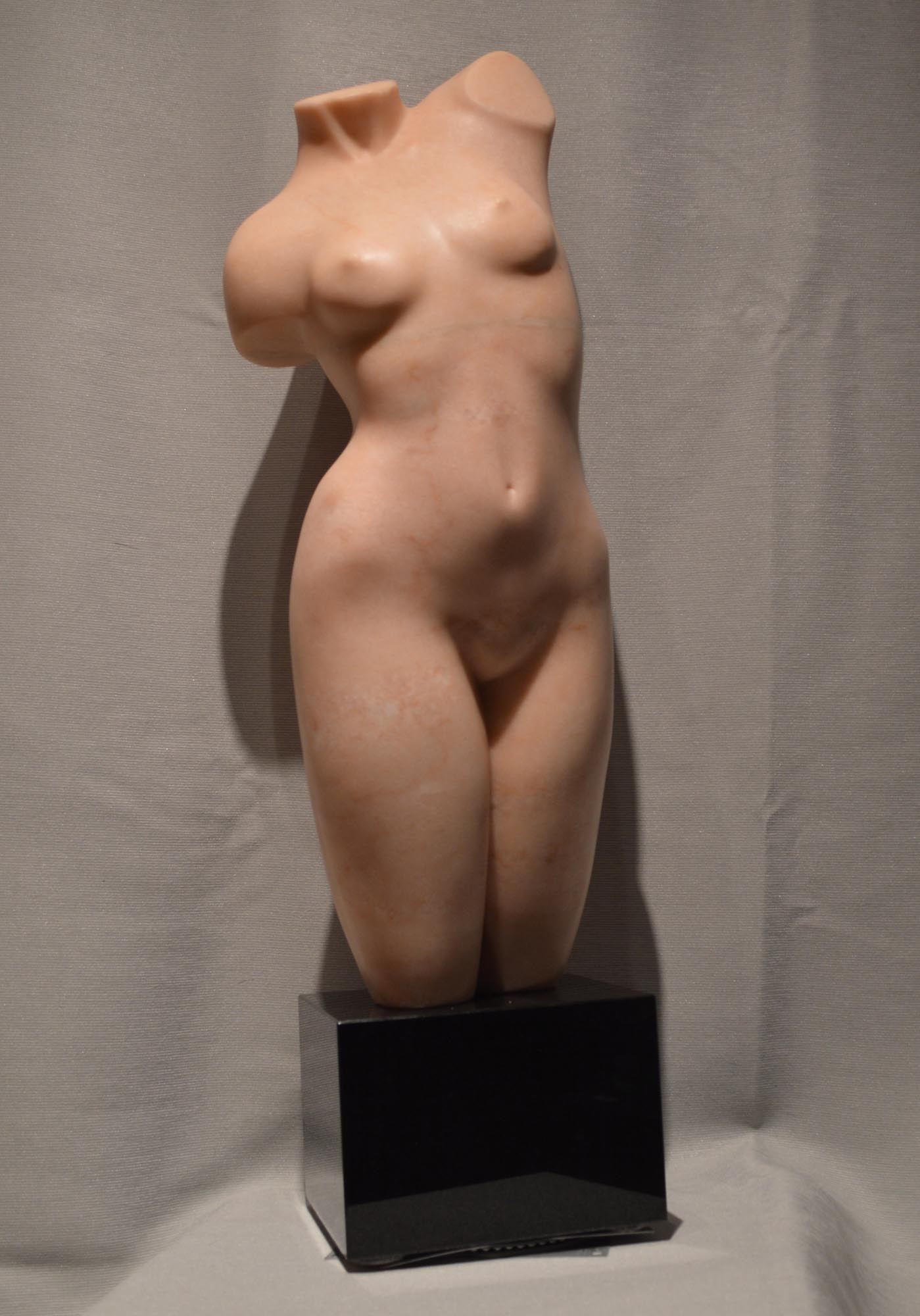 michael binkley sculptor stone sculpture artist female nude marble statue vancouver canada
