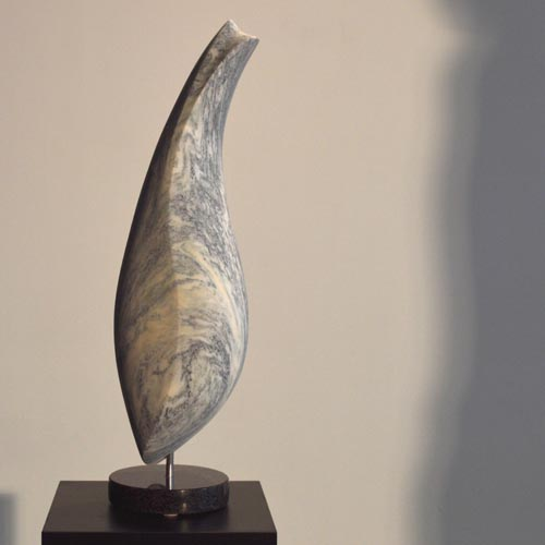michael binkley sculptor stone sculpture abstract fine art carrara marble vancouver canada