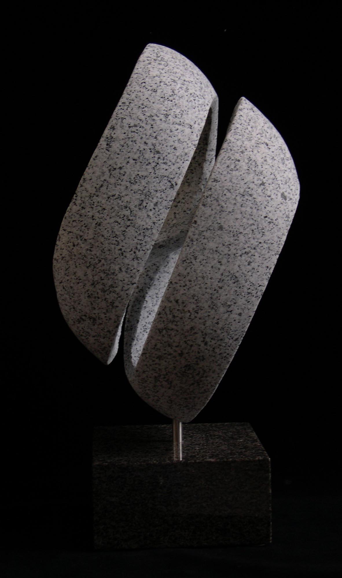 michael binkley sculptor stone sculpture artist abstract mobius granite statue vancouver canada
