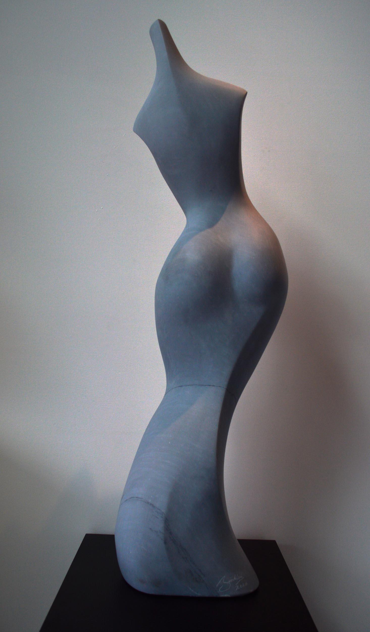 michael binkley sculptor stone sculpture artist female nude marble statue vancouver canada