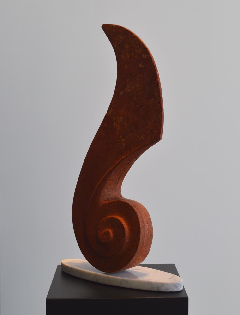 michael binkley sculptor stone sculpture abstract fine art marble vancouver canada