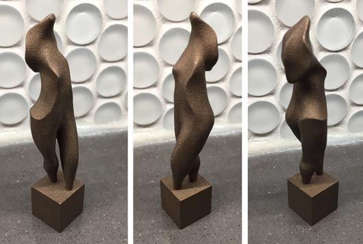 michael binkley sculptor stone sculpture 3d print bronze steel vancouver
