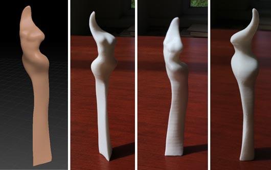 michael binkley sculptor in stone sculpture 3d virtual zbrush vancouver